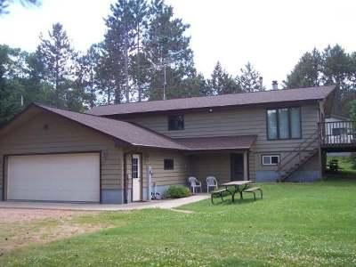 Hazelhurst Single Family Home For Sale: 8758 Wind Pudding Dr S