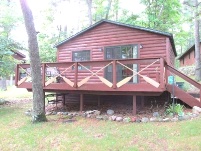Forest County, Iron Wi County, Langlade County, Lincoln County, Oneida County, Vilas County Condo/Townhouse For Sale: 5467 Manor Rd #2