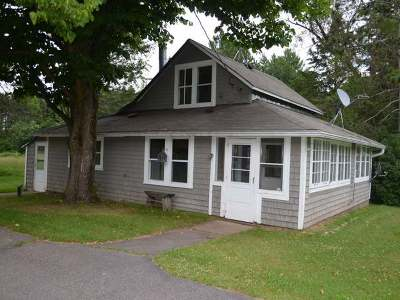 Single Family Home Sold: W9344 Hwy 86