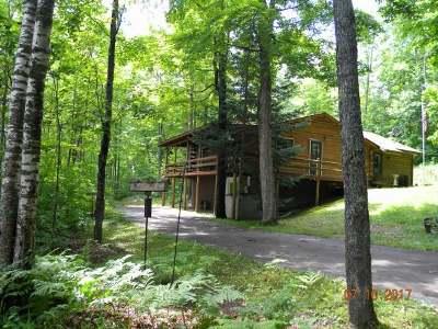 Crandon Single Family Home For Sale: 8825 St Johns Ln