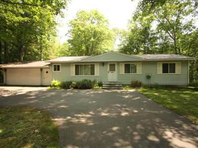 Lake Tomahawk Single Family Home For Sale: 7080 Bass Lake Rd