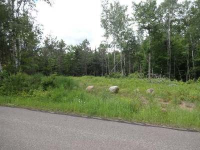 Residential Lots & Land For Sale: On West Birch Lake Rd