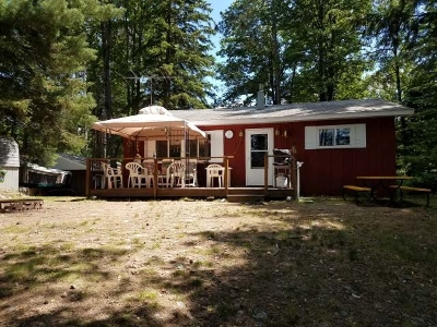 Summit Lake Single Family Home For Sale: N8960 Forest Rd