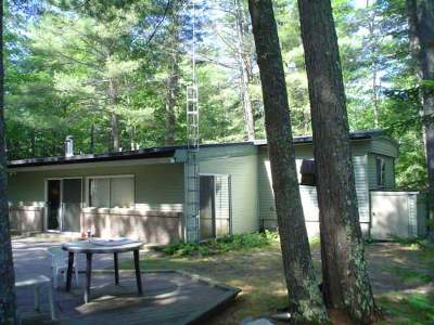 Forest County, Iron Wi County, Langlade County, Lincoln County, Oneida County, Vilas County Single Family Home For Sale: 5894 Boot Lake Rd