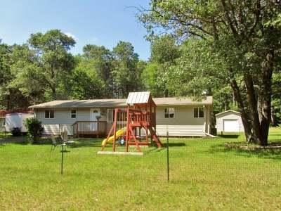 Hazelhurst Single Family Home For Sale: 10392 Leisure Dr N