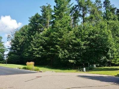Oneida County, Lincoln County, Price County Residential Lots & Land For Sale: On Woodland Ln