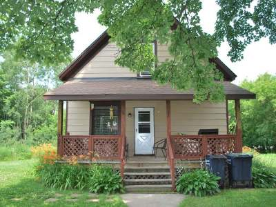 Crandon Single Family Home For Sale: 307 Maple St E