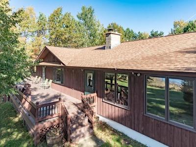 Minocqua Single Family Home For Sale: 6597 Manhardt Dr E