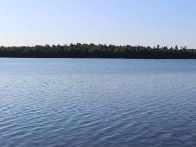 Minocqua WI Residential Lots & Land For Sale: $139,900