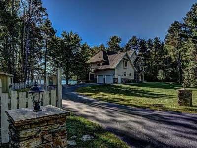 Eagle River Single Family Home For Sale: 3555 Shangri La Rd