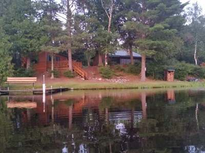Minocqua Single Family Home Active O/C: 8997 Arnold Stock Ln
