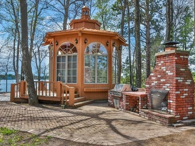 Lac Du Flambeau WI Single Family Home For Sale: $799,000