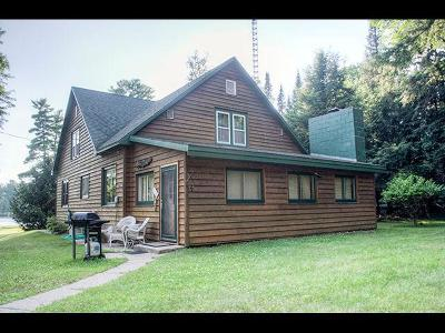 Eagle River Single Family Home For Sale: 1419 Smile A While Ln