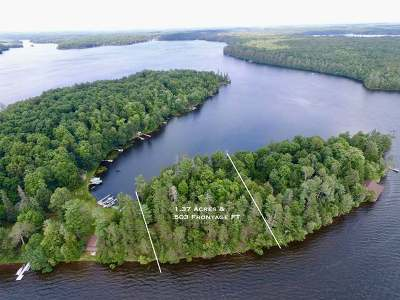 Minocqua WI Residential Lots & Land For Sale: $149,000