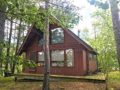 Tomahawk Single Family Home For Sale: Off Robinson Rd