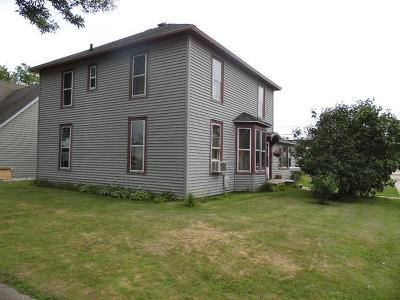 Tomahawk Single Family Home For Sale: 28 3rd St N