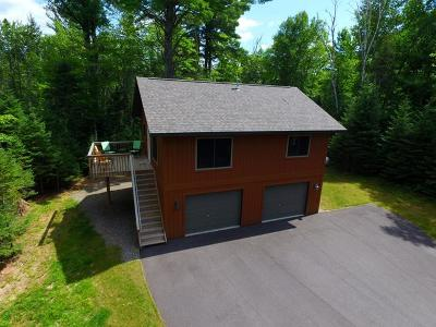 Eagle River Single Family Home For Sale: 2594 Star Lake Rd