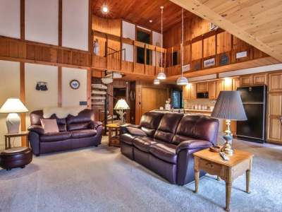 Minocqua Single Family Home Active O/C: 7455 Gilmore Lake Rd