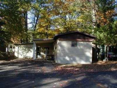 Eagle River WI Single Family Home For Sale: $16,880
