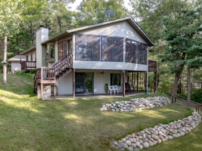 Minocqua Single Family Home For Sale: 8789 Brown Rd