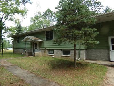 Eagle River WI Single Family Home Active O/C: $272,250