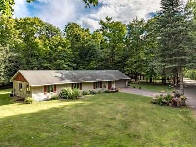 Woodruff Single Family Home For Sale: 8992 Lake Shore Dr