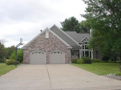 Merrill Single Family Home For Sale: 705 Divot St
