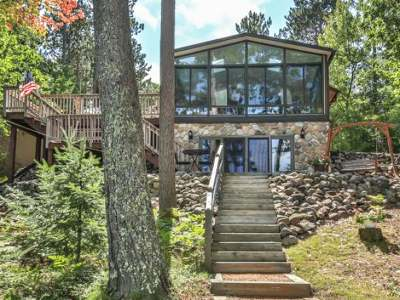 Eagle River Single Family Home For Sale: 3608 Evergreen Rd
