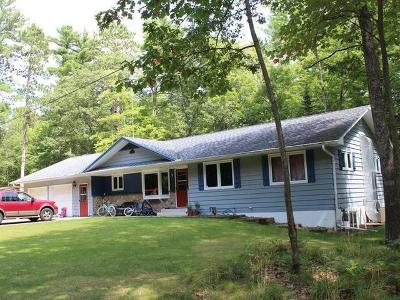 Eagle River Single Family Home For Sale: 303 Ninth St