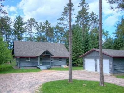 Eagle River WI Single Family Home For Sale: $274,900