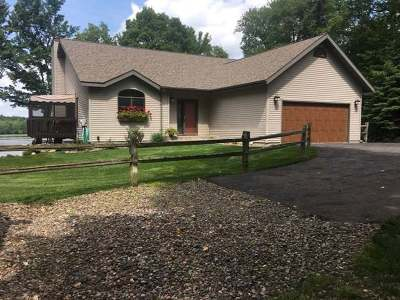Price County Single Family Home For Sale: N15910 Tamarack Rd