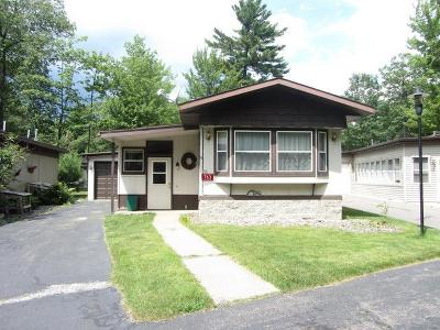 Eagle River Single Family Home For Sale: 763 Kettle Hole Dr