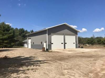 Eagle River WI Commercial For Sale: $339,000
