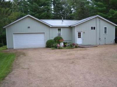 Elcho Single Family Home Active O/C: N11807 Robin Ln