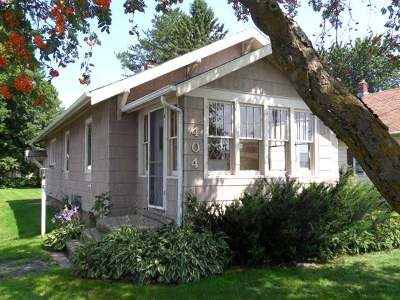 Antigo WI Single Family Home Active O/C: $36,900