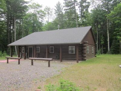 Eagle River Single Family Home For Sale: 2227 Hwy 70