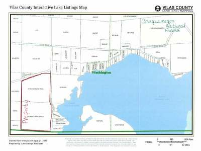Eagle River WI Residential Lots & Land For Sale: $139,500
