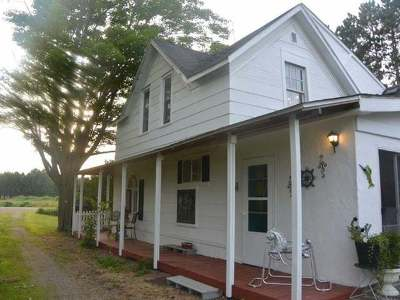 Russel WI Single Family Home For Sale: $97,000