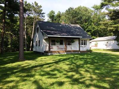 Tomahawk Single Family Home For Sale: 617 Charles Ave