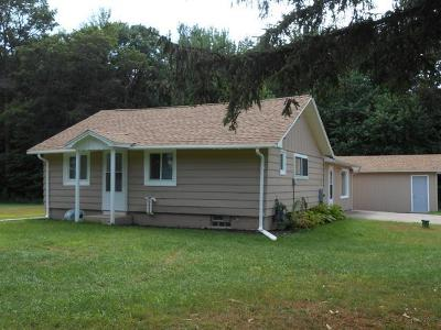 Tomahawk Single Family Home For Sale: On Siemering Dr