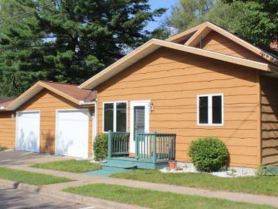Minocqua Single Family Home For Sale: 516 Menominee St