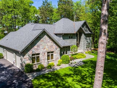 Minocqua Single Family Home For Sale: 9218 Golfview Dr