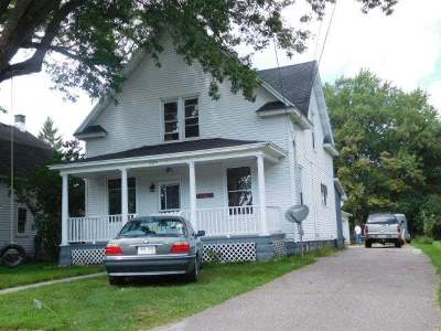 Antigo WI Single Family Home For Sale: $47,450
