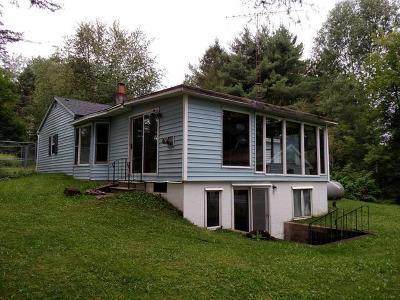 Long Lake WI Single Family Home For Sale: $59,000