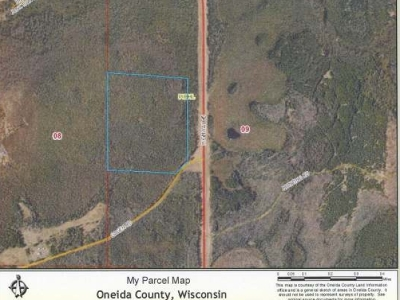 Residential Lots & Land For Sale: On Hwy 45