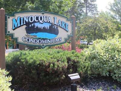Minocqua Condo/Townhouse For Sale: 8270 Hwy 51 #10B