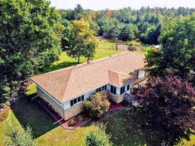 Tomahawk Single Family Home For Sale: 1326 Bridge St