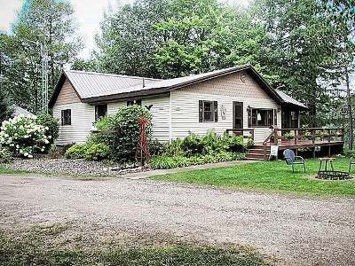 Oneida County Single Family Home Active O/C: 8791 Brown Rd
