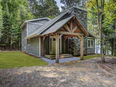 Eagle River Single Family Home For Sale: 16798 Wilderness Ln
