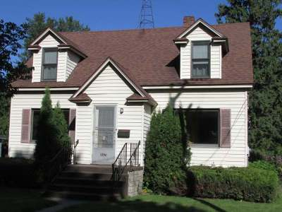 Antigo Single Family Home For Sale: 107 Lincoln St